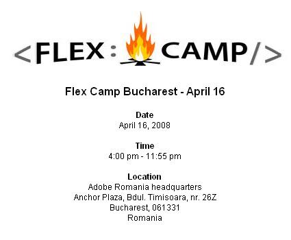 Flex Camp Bucharest