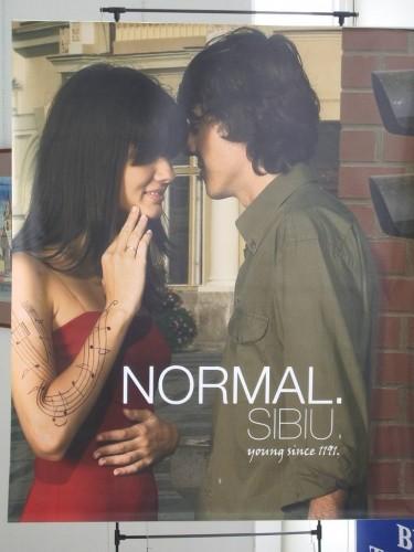 Normal. Sibiu.